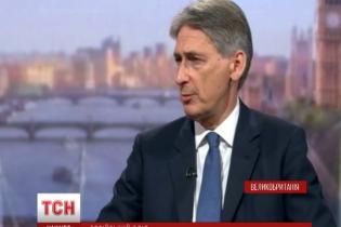 Великобританія в ЄС стає найпалкішим прихильником жорстких санкцій проти Кремля