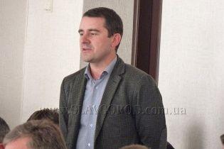 В Славянске у регионала-сепаратиста нашли нелегальное оружие - Тымчук