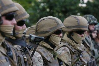 Порошенко прирівняв військових АТО до учасників бойових дій