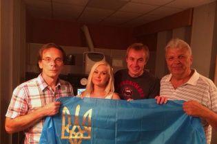 Катя Бужинська присвятила пісню українським бійцям