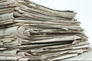 Печатные СМИ могут заставить выполнять языковые квоты