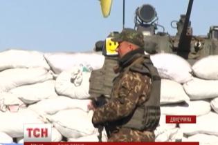На Донбассе против украинских военных применяют сверхсовременное оружие