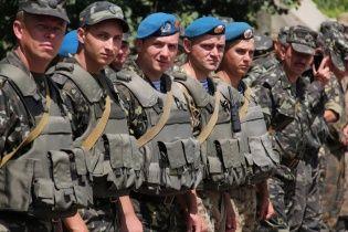 Порошенко скасував 23 лютого і встановив на сьогодні День захисника України