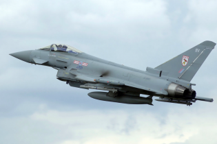 Британські винищувачі піднялися в повітря через російські бомбардувальники поблизу кордонів країни