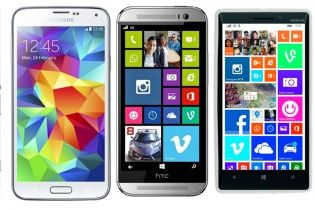 Пять смартфонов-флагманов первого полугодия