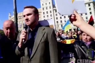 """Україна відкликала скандального консула, який підтримав """"закони 16 січня"""""""