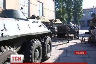 Бронетанковий завод у Миколаєві вперше за 23 роки запрошує нових робітників