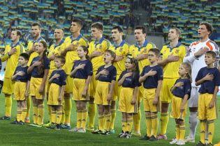Сборная Украины завершит футбольный 2014 год матчем с литовцами