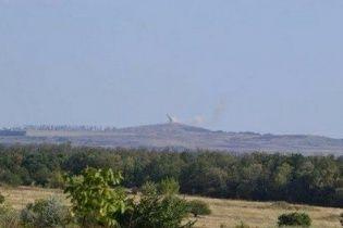 В результате артобстрела на Саур-Могиле упал обелиск мемориального комплекса