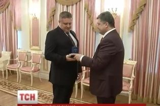 Славянскую РГА возглавил офицер, который оборонял от боевиков здание горловской милиции