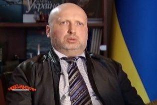 """""""Украинские сенсации"""" показали уникальные кадры проповеди Турчинова в баптистской церкви"""