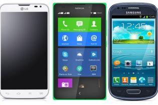 Пять брендовых бюджетных смартфонов первого полугодия