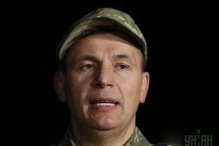 Ядро колони терористів, які тікали зі Слов'янська, було знищене - Гелетей