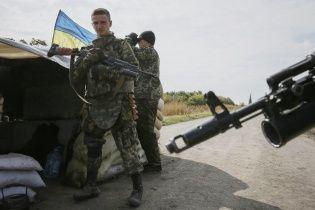 Армия и боевики укрепляют оборонные позиции. Карта АТО
