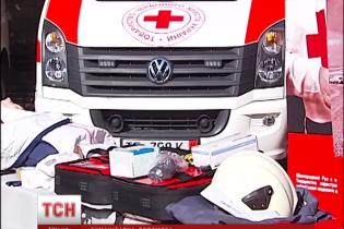 Помощь от Красного Креста в Украине растаможивали три месяца