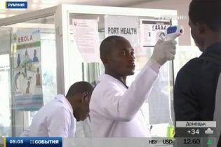 Смертоносний вірус Ебола дістався до кордону України - ЗМІ