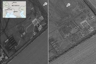 Посол США показал фотографии военных баз россиян возле украинских границ