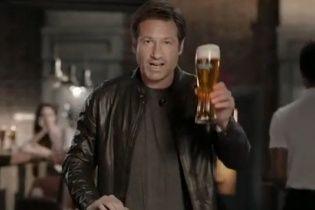 Дэвид Духовны в рекламе пива: Если бы я родился в России, мне было бы чем гордиться