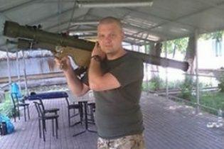 Под Донецком погиб террорист, которого судья выпустил под домашний арест