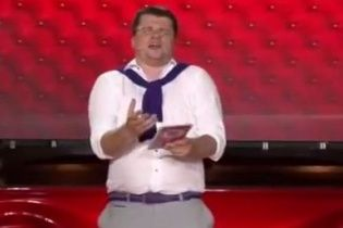 Харламов майстерно висміяв російські санкції у жартівливій пісні