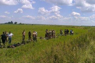 На Киевщине местные жители перепутали страйкболистов с террористами и сдали их милиции