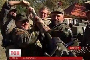 Против путинской агрессии под Мариуполем борются россиянин и швед