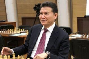 Президент FIDE пустив збірну Росії на шахову Олімпіаду