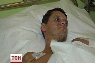 Боєць Сергій Товстик сподівається на допомогу небайдужих!