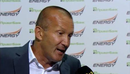 Григорчук похвалил Черноморец после поражения от Шахтера