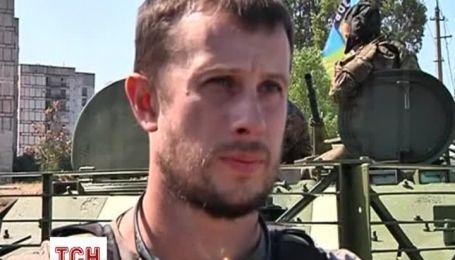 """Командир Батальйону """"Азов"""" розповів про контрнаступ українських військових"""