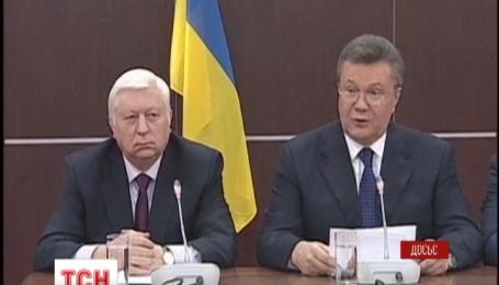 Азаров, Пшонка и Янукович получили российское гражданство
