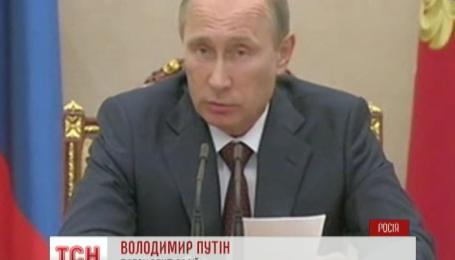 Владимир Путин угрожает НАТО и испытывает новое вооружение