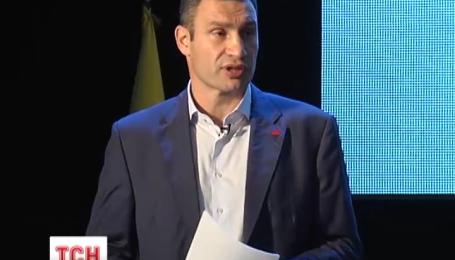Мэр Киева Виталий Кличко доволен первыми 100 днями своей работы