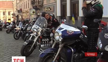 Украиной следует Катынский мотопробег