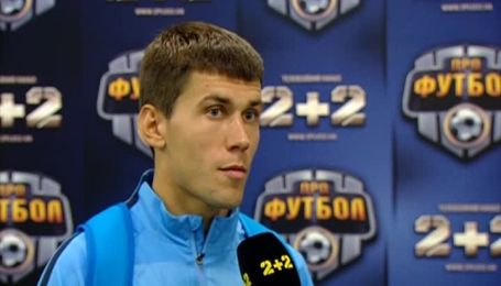 Кравченко: у ворота Дніпра був пенальті