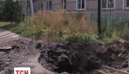 У Донецьку спорожніли вулиці, люди ховаються у темних підвалах