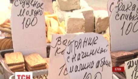 Продукты в оккупированном Крыму снова подорожали