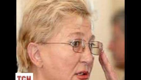 Катерина Ващук розповіла про її останню розмову з Валентиною Семенюк-Самсоненко