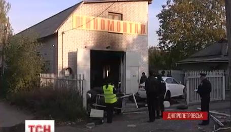 Сувенир из передовой взорвался на кухне одной из днепропетровских многоэтажек