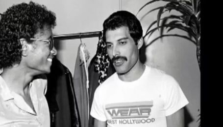 В Інтернет потрапила спільна композиція Майкла Джексона і Фредді Мерк'юрі