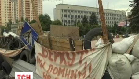 На блокпостах Луганщины стоят переодетые манекены