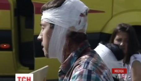У московській катастрофі метрополітену постраждала українка