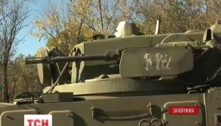 """Зенітно-ракетний комплекс """"Тунгуска"""" відремонтували коштами небайдужих українців"""