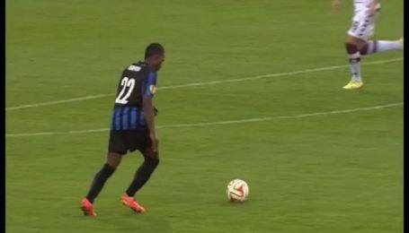 Брюгге - Торино - 0:0. Видео матча