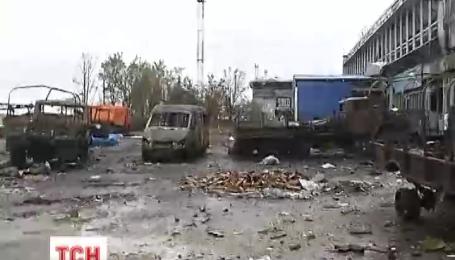 Українські десантники відбили потужну атаку на донецький аеропорт