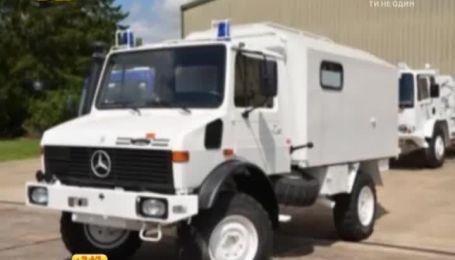 Украинцы за сутки перевели на новые реанимобили для военных 40 тысяч грн
