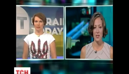 Генеральный продюсер Ukraine Today обвинила Russia Today во лжи