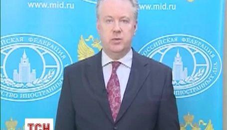 МИД РФ придумало причины начала движения гуманитарной колонны в Луганск