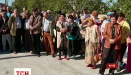 Крымские татары требуют вернуть похищенных собратьев