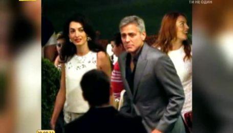 Джордж Клуни наконец женился